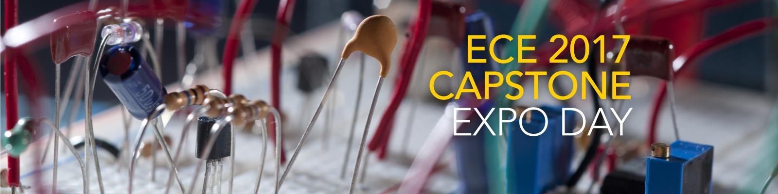 ECE 2017 Capstone Expo Day
