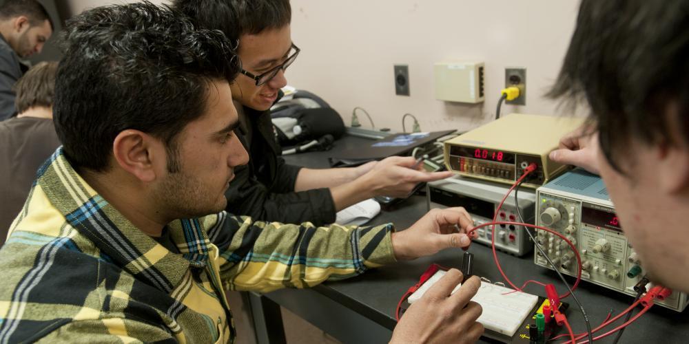 Rutgers University, Electrical & Computer Engineering