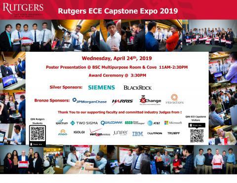 Capstone 2019 Sponsors and Judges